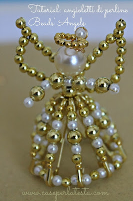 beaded angel tutorial