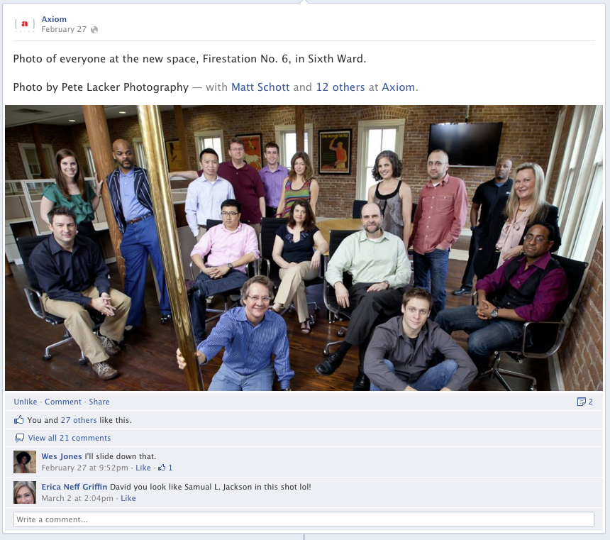 how to find the timeline on facebook