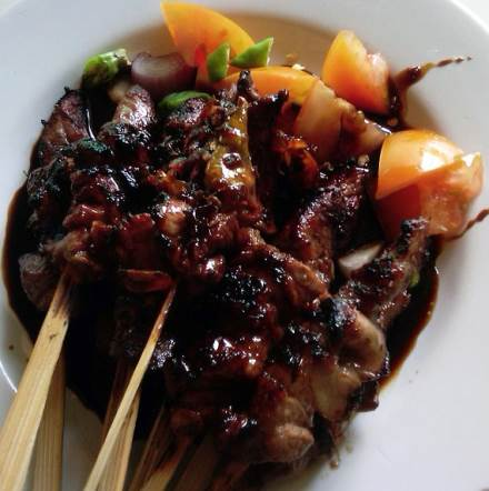 resep sate kambing khas tegal yang lezat