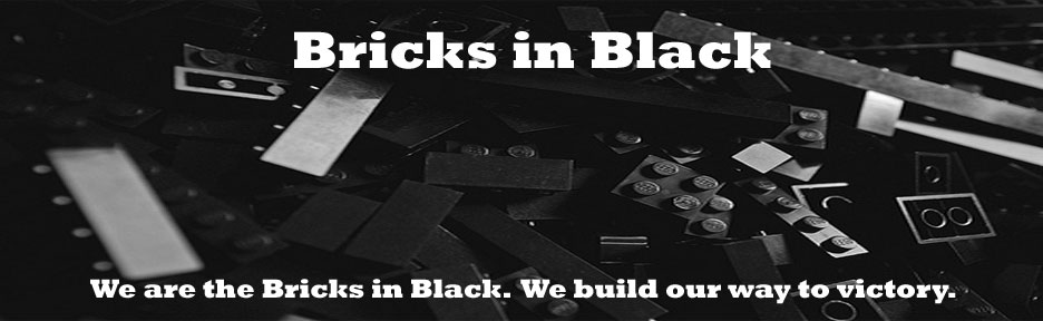 Bricks in Black