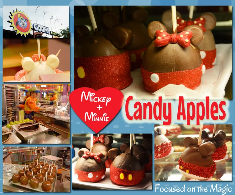 #Disney Food Friday: The Making of a Minnie Mouse Candy Apple
