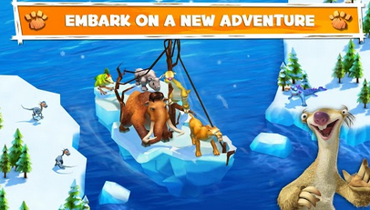 Ice Age Adventures - Game Petualangan Android Terbaik