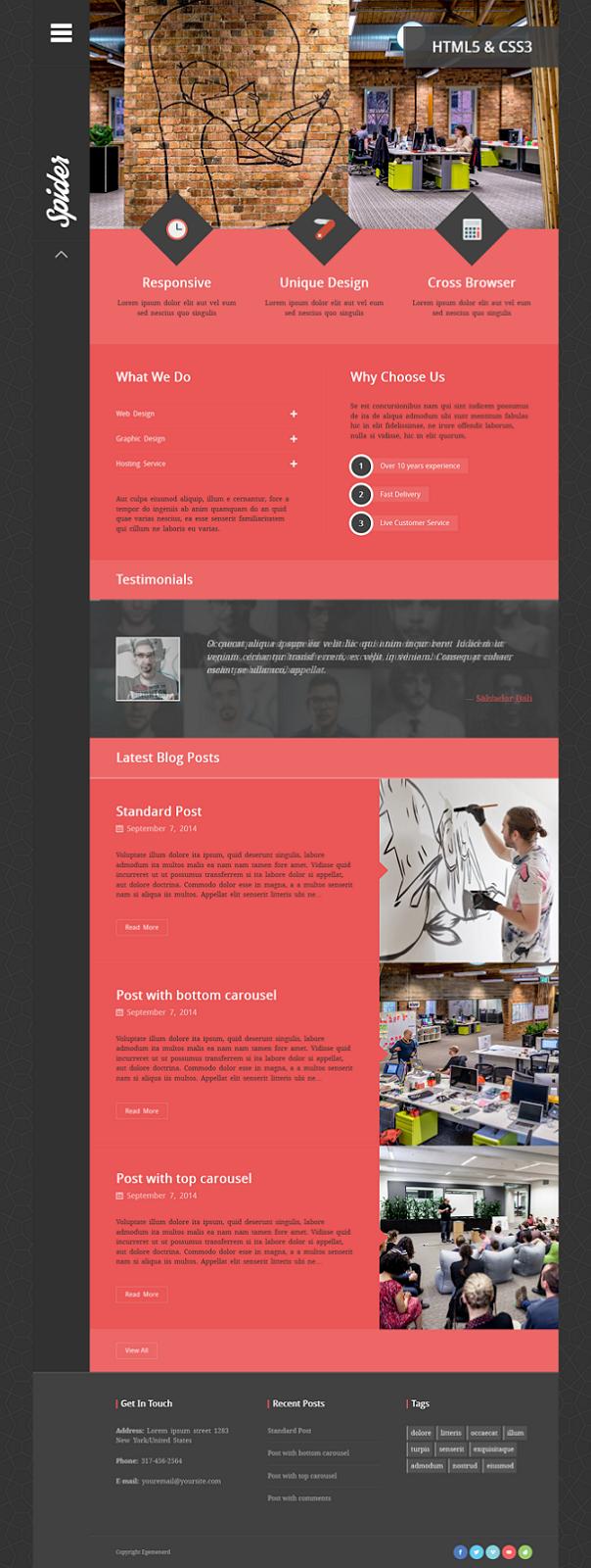 Best Portfolio WordPress Theme