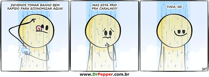 Banho quente