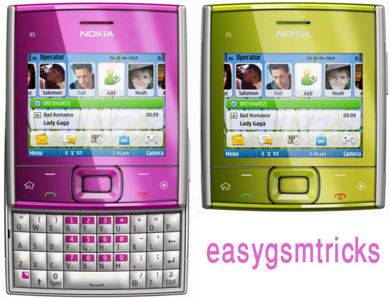 Image Result For Download Firmware Nokia X5 01 Rm 627