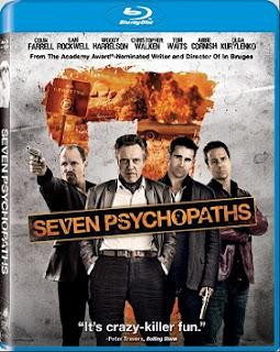 Download Seven Psychopaths (2012) BluRay 720p Watch Online