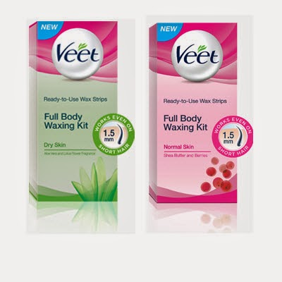 Veet Hair Remover Waxing