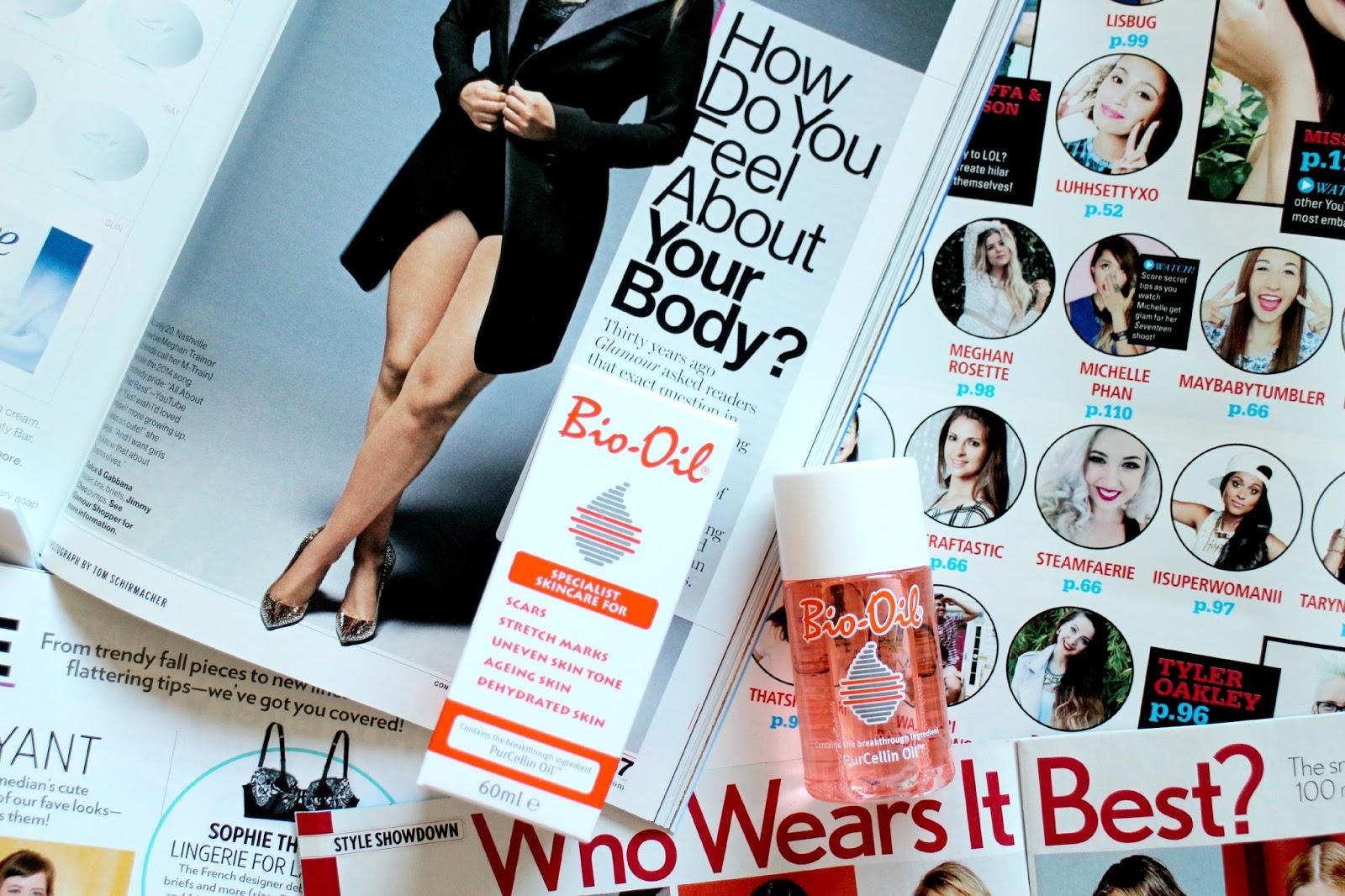 Body Gossip Body Campaign Bio-Oil