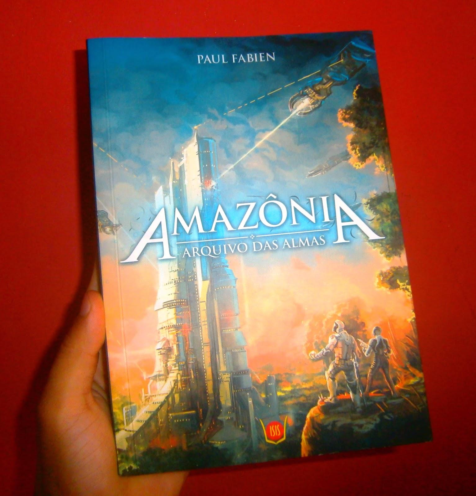 Books Amazônia