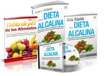 """""""Sanar y Adelgazar con La DIETA ALCALINA"""""""