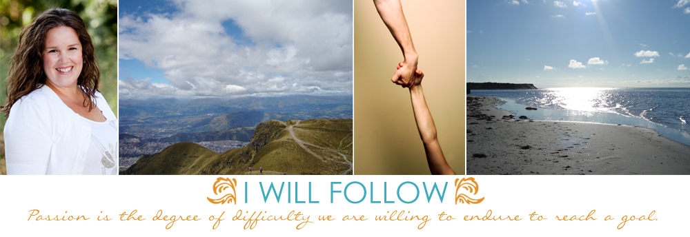 I Will Follow: A missionary journey