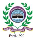 Aanchal International School Chandigarh Logo