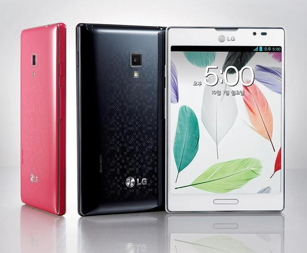 LG Vu III(f300k/f300l/f300s) to be released in October:equipped with 5.2 inch display and Snapdragon 800 Chipset