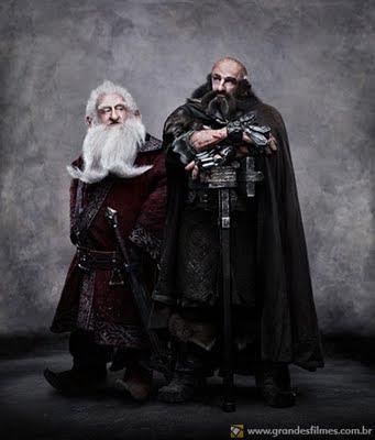 O Hobbit - Balin e Dwalin