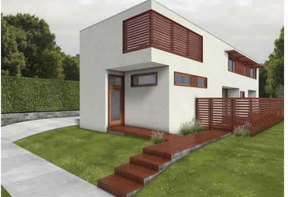 Econom a los bienes for Ideas para construccion de casas pequenas