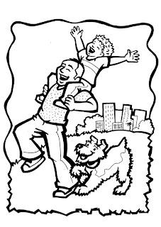Dia dos Pais - Desenhos para Cartões