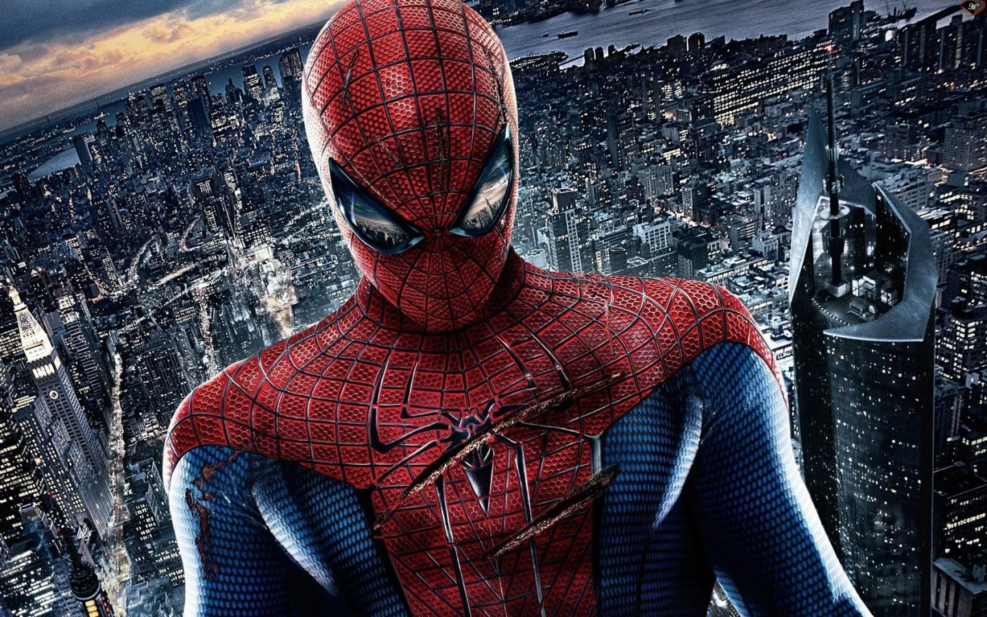 Free wallpicz spiderman hd desktop wallpaper - Image spiderman ...