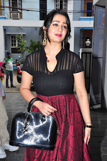 Actress Charmi Latest Pictures At Big C Scratch and Win Event  252811).jpg