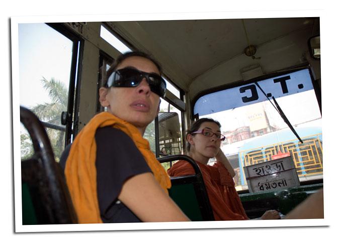 autobus indio