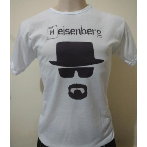 Camiseta Heisenberg
