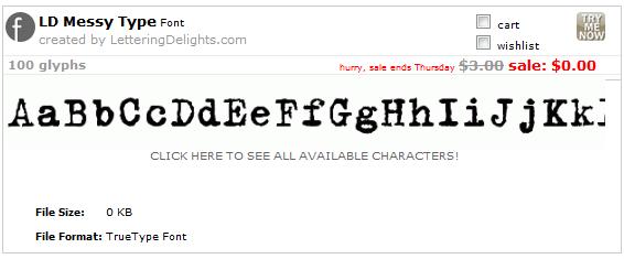 http://interneka.com/affiliate/AIDLink.php?link=www.letteringdelights.com/font:ld_messy_type-13299.html&AID=39954