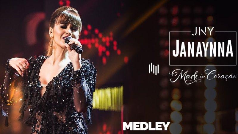 Janaynna - Medley Não Precisa Perdão / Laço Aberto / Mais uma noite sem você