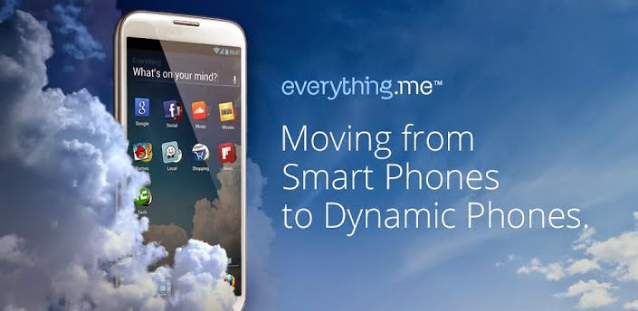 EverythingMe Launcher v3.1646.10625 APK