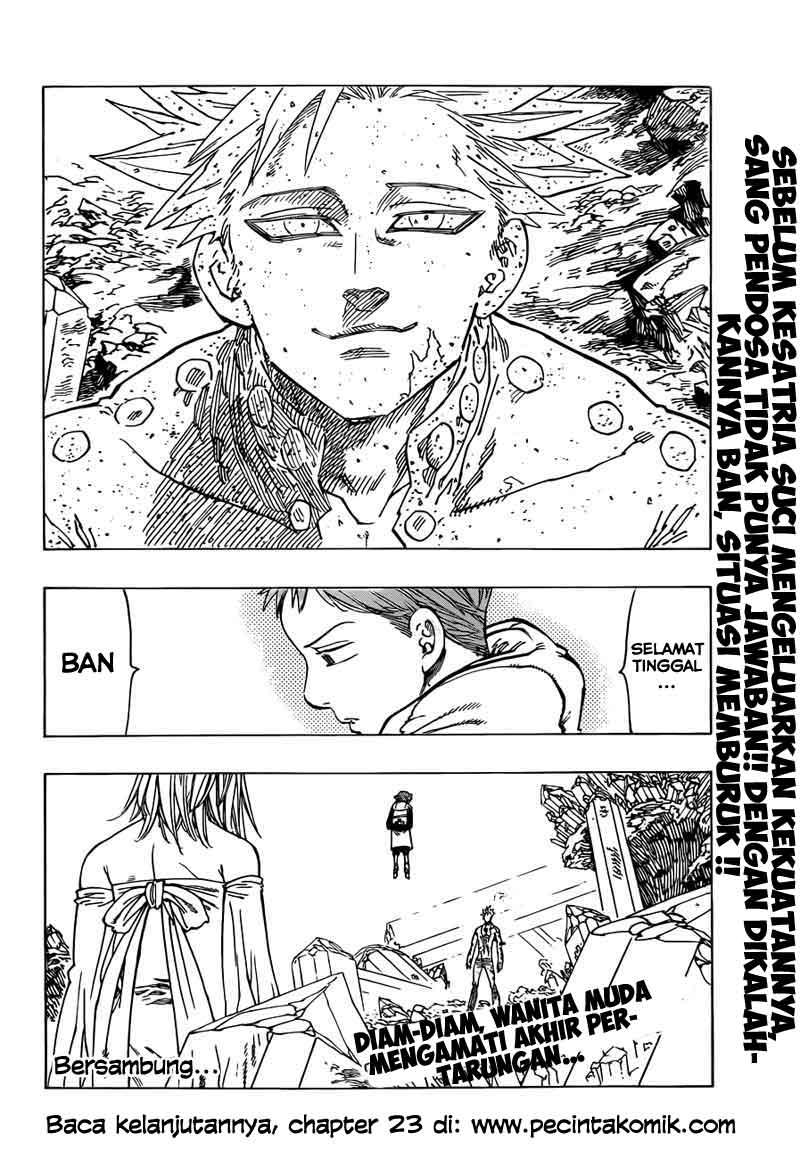 Nanatsu No Taizai Chapter 22-24