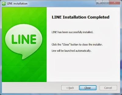 Cara Menggunakan LINE di Laptop / Komputer Windows