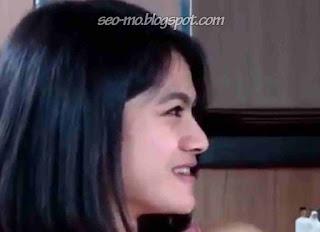 Foto Terbaru Cindy di Sinetron Anak Jalanan RCTI