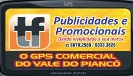 GPS - Publicidades e Promocionais