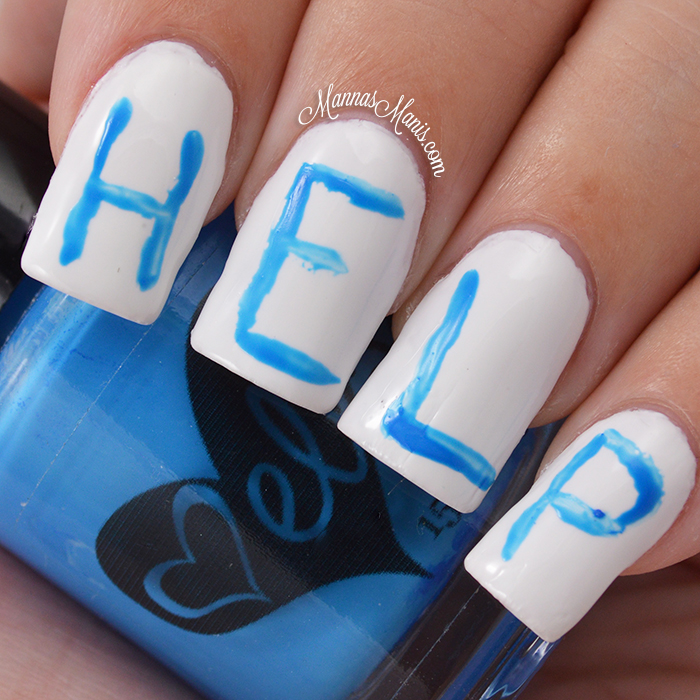 1 hour nail art