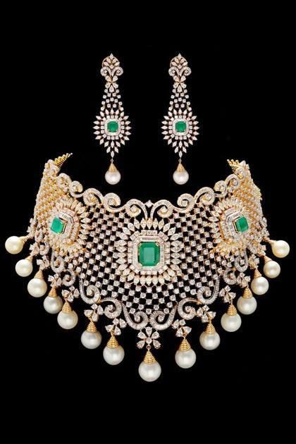 Gulmohar Bridal Jewellary Collection