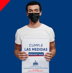 Ministerio de Salud de República Dominicana.