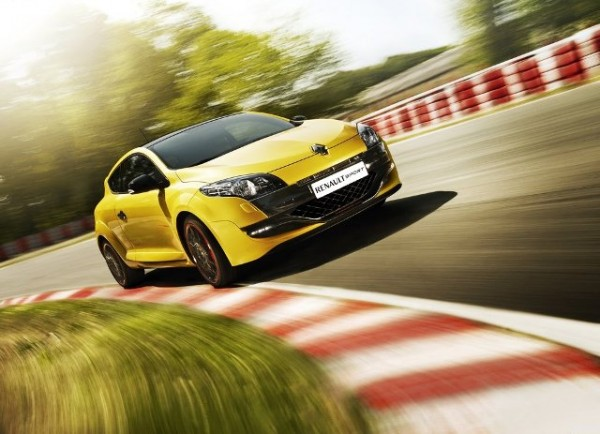 Spot For Hot Engines 2012 Renault Megane Rs Trophy Review