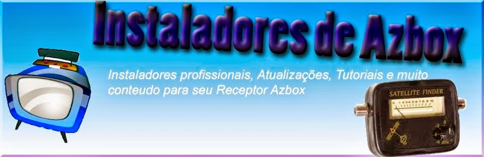 AzBox Az America - Instalador De Antena Azbox