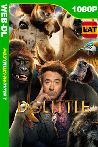 Dolittle (2020) Latino HD WEB-DL 1080P ()