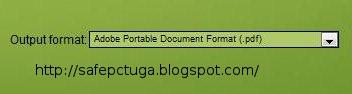 Como criar um documento PDF