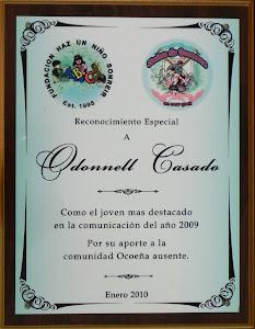 Reconocimiento 2010