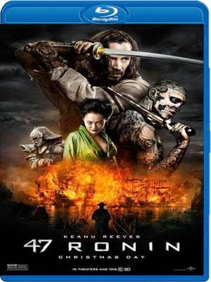Download 47 Ronins Dublado 720p e 1080p Bluray Dublado + AVI BDRip Torrent