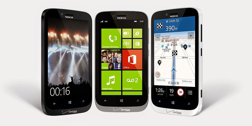 Daftar harga ponsel nokia terbaru juli 2014