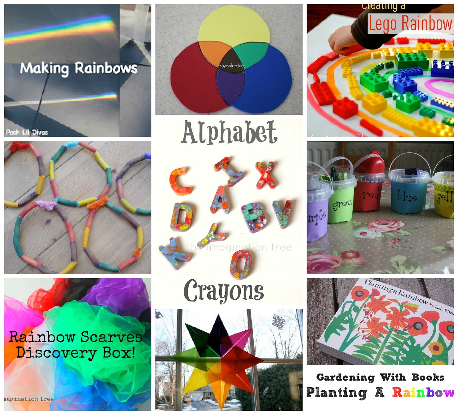 making - Colour Activities For Kids