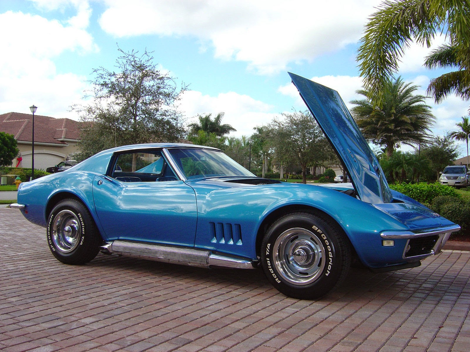 1968 chevrolet corvette 427 435 hp restored for sale for American restoration cars for sale