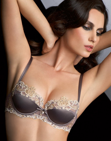 The Good Information About Balconette Bra - Women Fashion Styles
