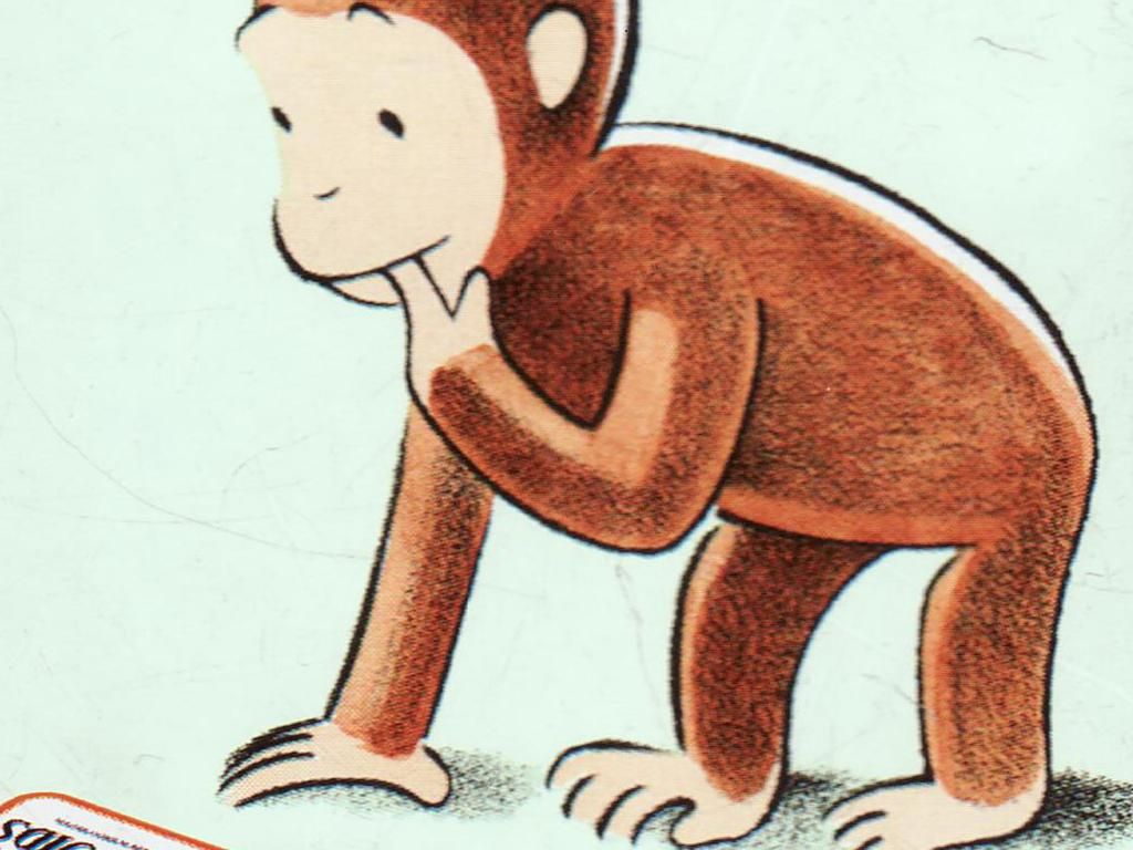 4 curious george wallpaper the curious george