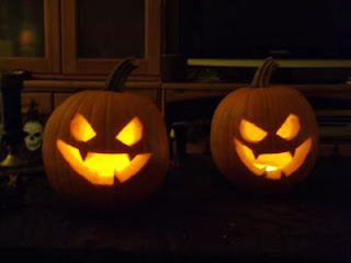 Halloween Pumpkins, part 1