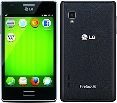 LG Fireweb complete specs and features
