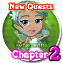FarmVille Enchanted Glen Chapter Second (2) Quests Icon