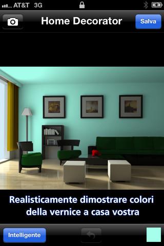 Decorator Casa L App Per Decidere Il Colore Delle Tue Pareti In