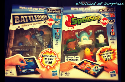 Hasbro ipad games review
